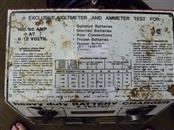 SUNFORCE Battery/Charger 15 WATT SOLAR POWERED BATTERY CHARGER